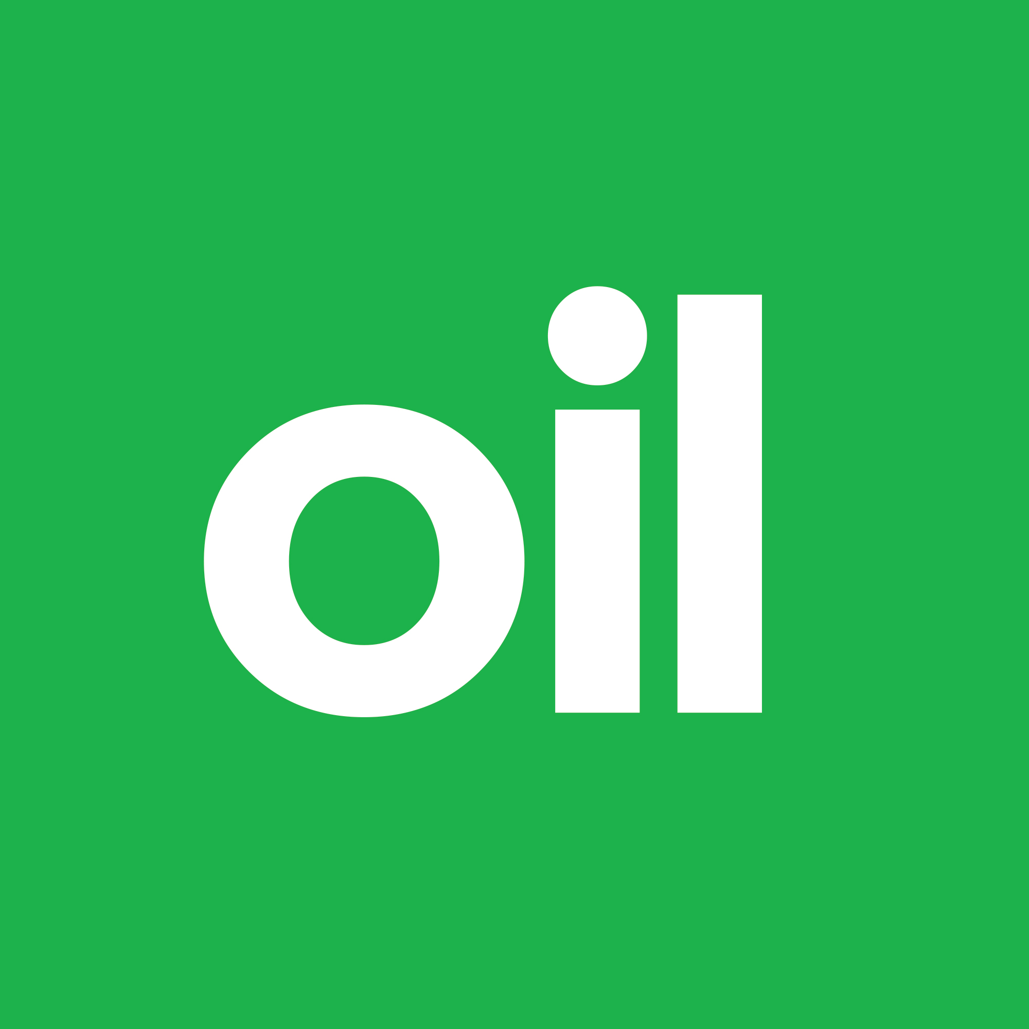 Oil – Only I Love